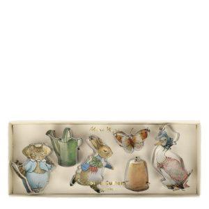 Peter Rabbit™ & Friends Mini Cookie Cutters