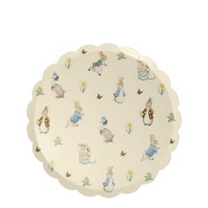 Peter Rabbit side plates