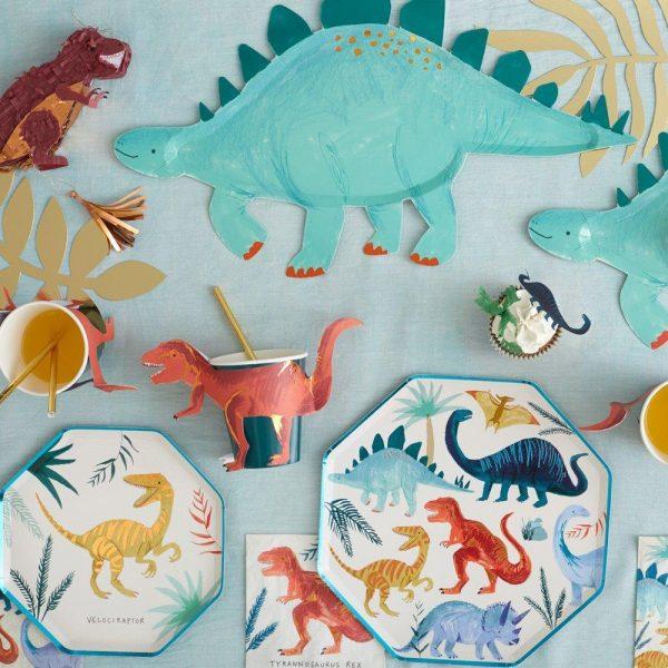 Dinosaur Kingdom Cake Toppers