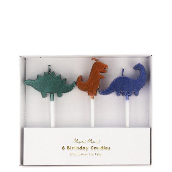 Dinosaur Kingdom Candles