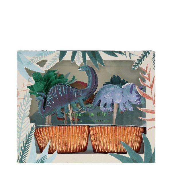 Dinosaur Kingdom Cupcake Kit