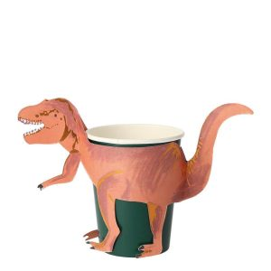 T-Rex Party Cups