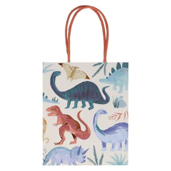 Dinosaur Kingdom Party Bags