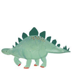 dinosaur_Stegosaurus Platters