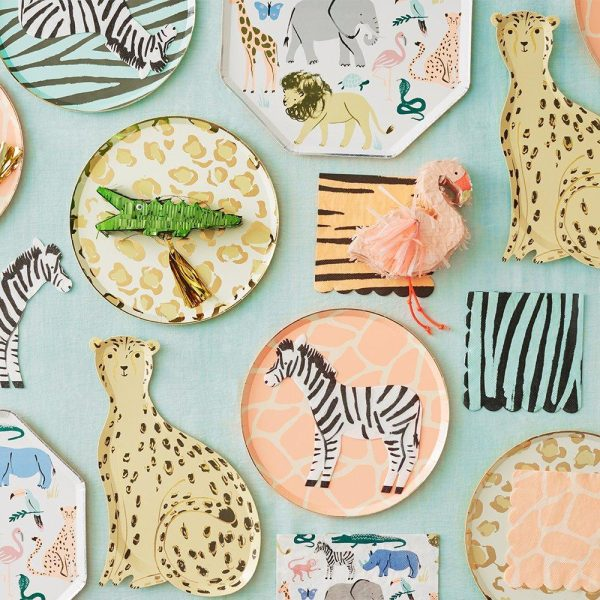 Safari Animal Print Party Bags