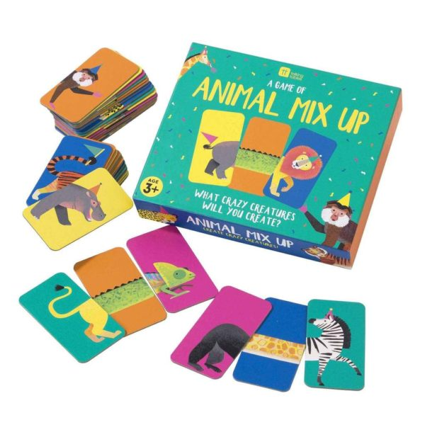 Party Animals Mix-Up Game