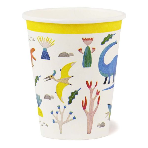 Party Dinosaur Cups