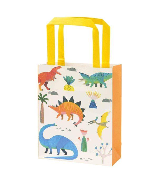 Party Dinosaur Treat Bag
