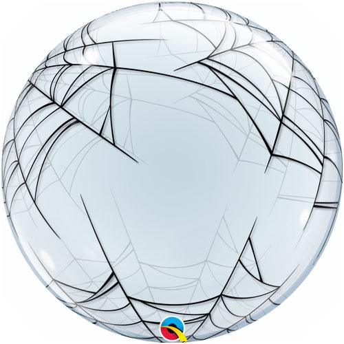 Spiderman Bubble Balloon