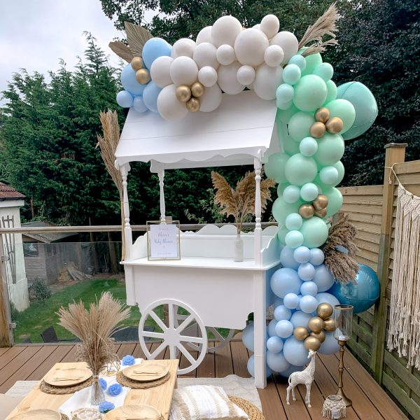 Wedding Sweet Cart Sweetie Cart Hire