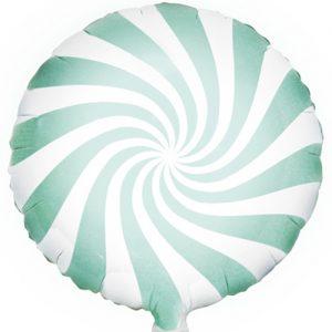 Mint Candy Foil Pastel