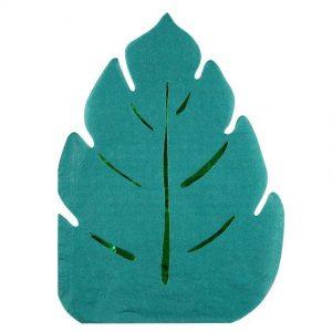 Palm Leaf Napkins Meri Meri