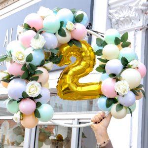 Balloon Hoop