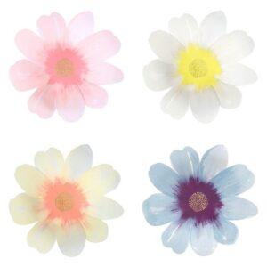 Flower Large Plates