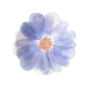 Flower Small Plate Meri Meri