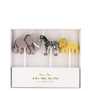 Safari Candles