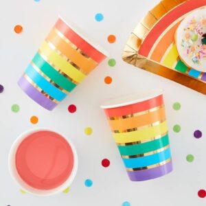 Rainbow Cups Gold