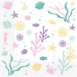 Under the sea Paper Napkins